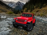 2018 Wrangler, Rubicon Jeep