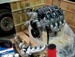 GM LS Engine