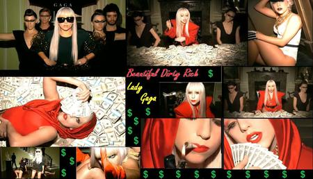 Lady Gaga Beautiful Dirty Rich - beautiful dirty rich, lady gaga, pop, gaga, lady, singer