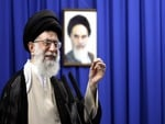 The unpopular Khamenei