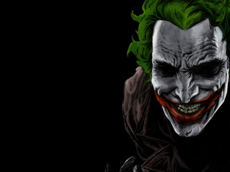 JOKER - lets, joker, a, smile, hah, heath, ha, so, in, why, the, put, face, serious, ledger