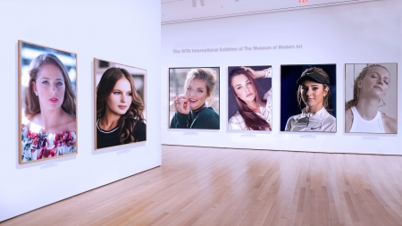 WTA International Exibition at the Museum of Modern Art