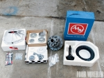 Axle Upgrade Kit