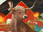 Chinese Zodiac ~ Ox