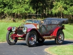 1912 Overland Model 61 Touring