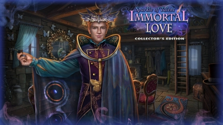 Immortal Love 8 - Sparkle of Talent02 - video games, cool, puzzle, hidden object, fun