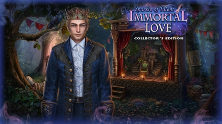 Immortal Love 8 - Sparkle of Talent04 - video games, cool, puzzle, hidden object, fun