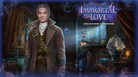 Immortal Love 8 - Sparkle of Talent06 - video games, cool, puzzle, hidden object, fun