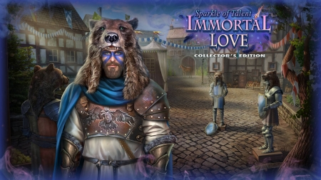 Immortal Love 8 - Sparkle of Talent08 - video games, cool, puzzle, hidden object, fun