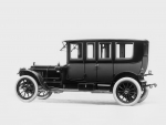 1912 Packard Six Double Compartment Brougham