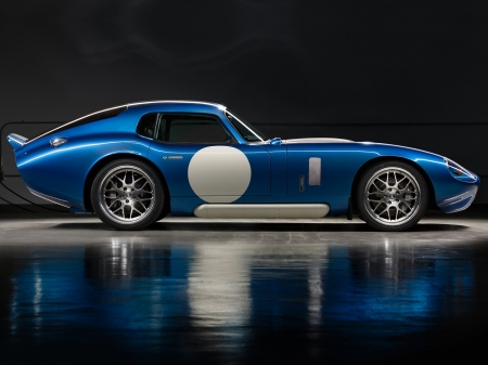 Renovo-Coupe - Renovo, Coupe, blue, car