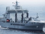 WORLD OF WARSHIPS RFA TIDESURGE