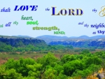 Love the Lord with Heart, Soul