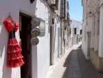 Street in Andalusia, Spain