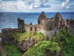 Dunluce Castle Ruins, North Ireland