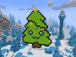 Cute & Adorable Evergreen Tree ✨ Kawaii ✨ in RealmCraft Free Minecraft StyleGame