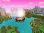 Pretty Landscapes, Open Laboratory from Among Us ⚡ RealmCraft Free Minecraft Clone