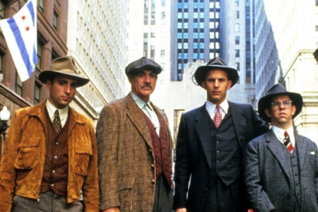 The Untouchables - federal, men, agents, untouchables