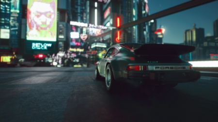 Cyberpunk 2077 - video games, 3d, Cyberpunk 2077, Cyberpunk