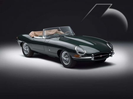 E-type 60 Edition Roadster