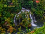 Rastoke Croatia Waterfall