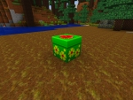 Green Gift Box: Spring Event in RealmCraft - Free Minecraft StyleGame Update