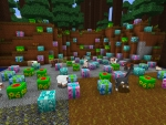 Realmcraft SPRING EVENT: Gift Boxes in Survival Mode || Free Minecraft StyleGame
