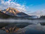 Morning at String Lake, Grand Tetons