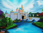 "Sleeping Beauty""s Castle"