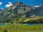 Waterton lakes, NP of Canada