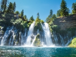 Burney Falls, Shasta County, California