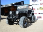 Jeep Willys CJ-3A 1952