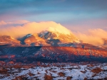 The La Sal Mountains, Moab