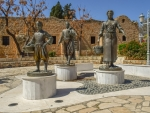 Sculptures in Cyprus