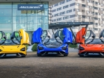 McLarens ~ Pick your favorite color!