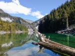 Lindeman Lake, British Columbia