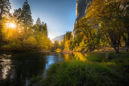 Yosemite National Park - windows, desktop, Yosemite National Park, wallpaper