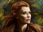Tauriel Song of the Forest