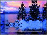 Tahoe Winter Sketch