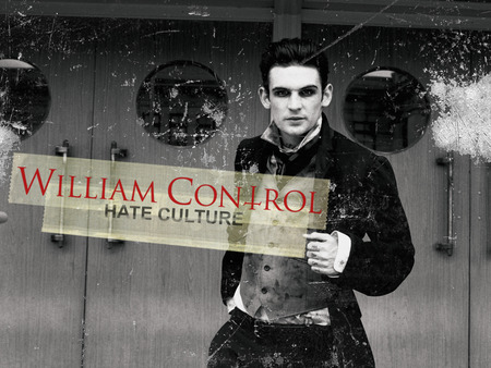 William Control-Hate Culture - hate culture, william control