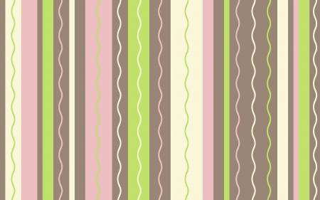 Pastel Stripes - pastel, stripes, abstract, vector