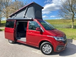 VW Campervan hire in Manchester