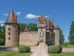 Chateau de Thoury, France