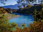 Rakaia Gorge - New Zealand