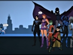Teen Titans   Batman