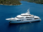 Floridian Luxury Yacht Exterior