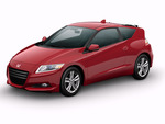 2011 Honda CR-Z Hybrid Coupe