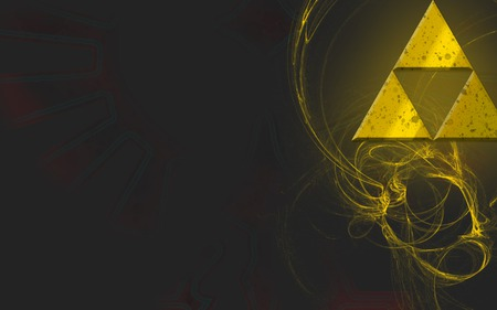 Triforce 2 Zelda Video Games Background Wallpapers On Desktop