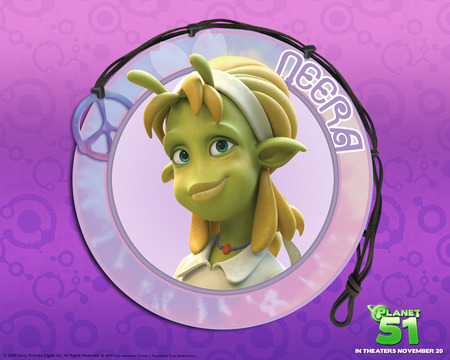 planet 51 - reena, lem, toons, comics, movies, planet 51, bd
