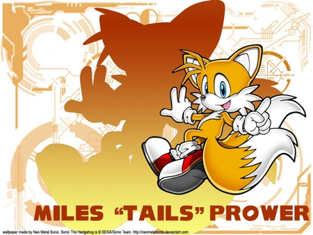 Tails Fun Party Pic! - fox, anime, tails, party, video games, fun